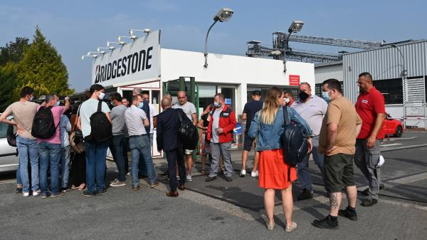 Pas-de-Calais : Bridgestone abandonne Béthune et ses salariés