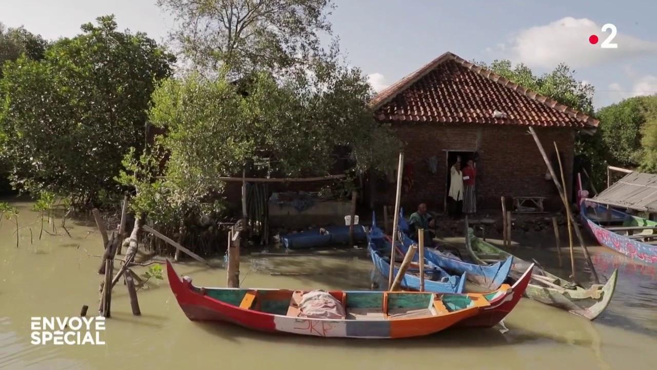 VIDEO. Indonésie, l'archipel englouti
