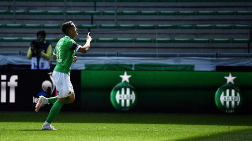 Ligue 1 : l'OM trébuche à domicile face à Saint-Etienne (0-2)