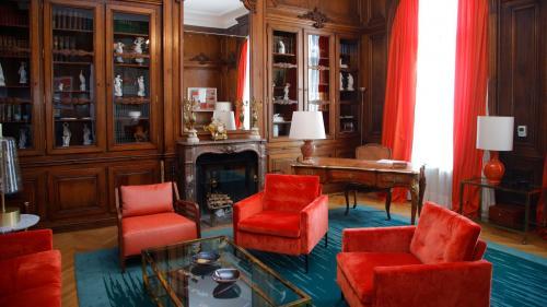 Français du monde. Journées du patrimoine à la Résidence de France de Sofia