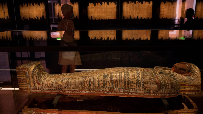 Aix-en-Provence : le musée Granet présente ses trésors de l'Égypte ancienne