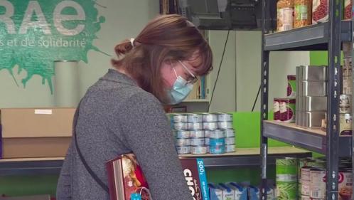 Amiens : Agoraé, l'épicerie solidaire qui vient en aide aux étudiants en difficulté