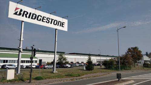 Fermeture du site Bridgestone de Béthune :