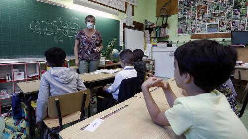 Covid-19 : quatre questions sur le nouveau protocole sanitaire à l'école qui entre en vigueur mardi