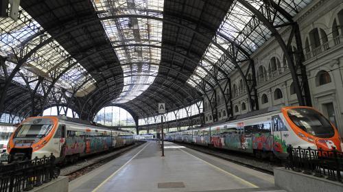 La SNCF va lancer l'an prochain en Espagne son TGV low cost Ouigo
