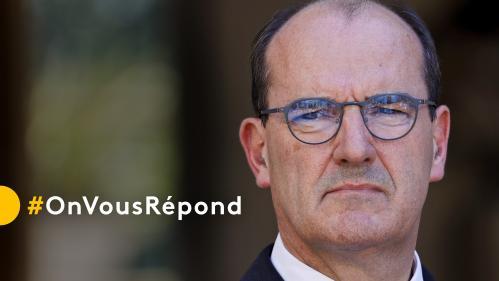 #OnVousRépond : posez vos questions à Jean Castex, invité de