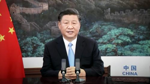 La Chine s'engage à atteindre la neutralité carbone en 2060