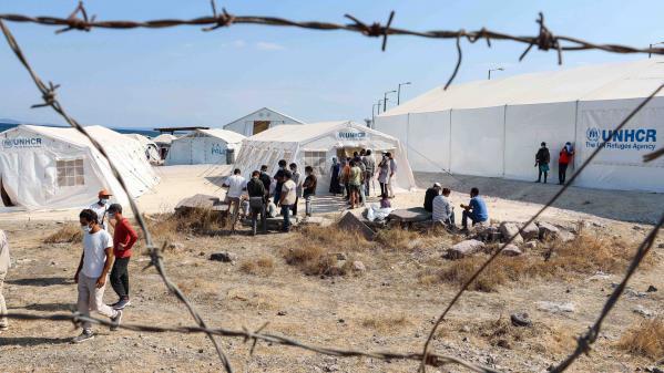 Migrants : l'Europe butte sur sa politique d'accueil