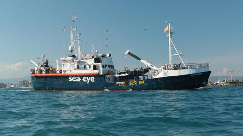 La France demande à l'Italie d'accueillir le navire humanitaire