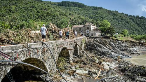 Intempéries dans le Gard : un second corps retrouvé
