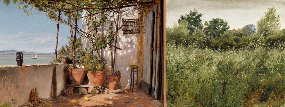 L Age D Or Danois Au Petit Palais Une Peinture Singuliere Et Seduisante