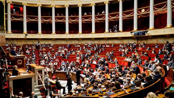 La séance de questions au gouvernement à l'Assemblée nationale le 22 septembre 2020.