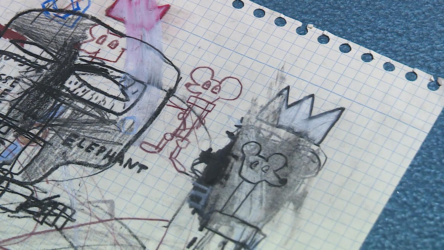 """""""Ils le font passer pour un débile mental"""" : un collectionneur d'art assure que l'expo Basquiat à Nuits-Saint-Georges est une supercherie"""