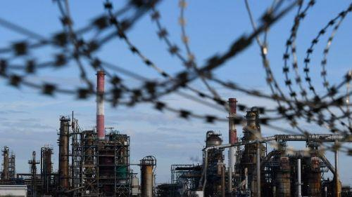 La raffinerie Total de Donges, près de Saint-Nazaire, est à l'arrêt après un appel à la grève