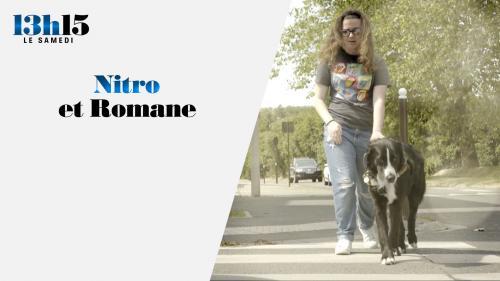 Cela faisait des années que Romane, une adolescente de 16 ans malvoyante, rêvait de trouver son compagnon de route, pour être plus autonome dans sa vie et faciliter ses déplacements. Voici l'histoire d'un duo quasiment inséparable depuis sa rencontre avec le chien guide Nitro...