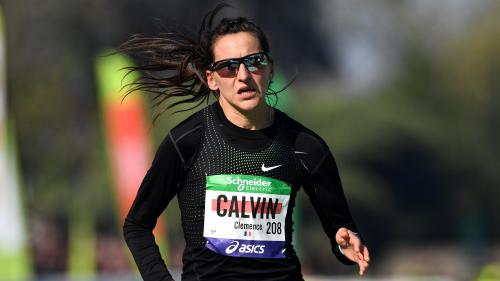 La marathonienne Clémence Calvin, suspendue 4 ans pour avoir fui un contrôle antidopage, déboutée de son dernier recours judiciaire