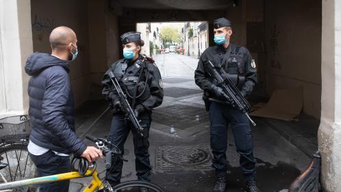 """DIRECT. Attaque près des anciens locaux de """"Charlie Hebdo"""" : un nouveau suspect en garde à vue"""