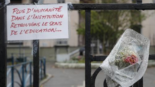 """""""Rien n'a changé"""": un an après le suicide de Christine Renon, le constat est amer chez les directeurs d'écoles"""