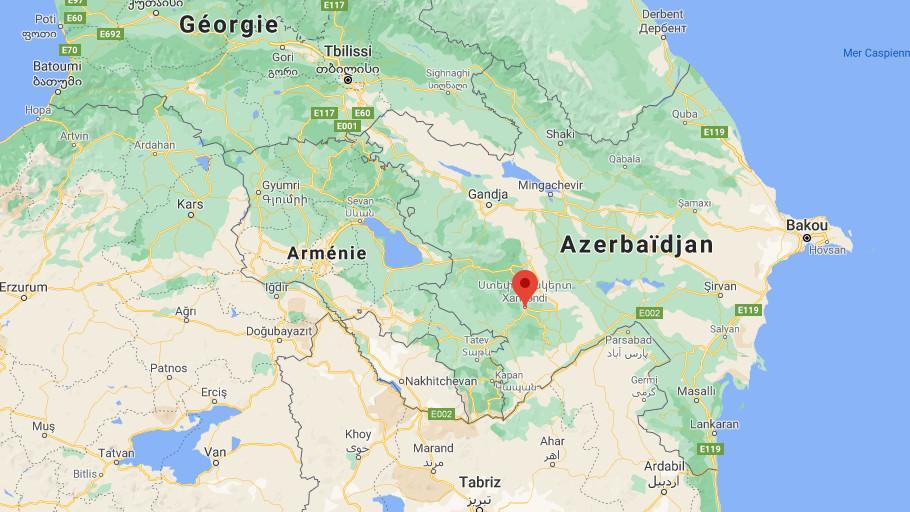 L'Azerbaïdjan bombarde les séparatistes arméniens dans la région du Nagorny Karabakh