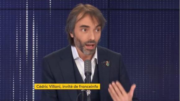 Cédric Villani, député EDS, sur franceinfo dimanche 27 septembre 2020.