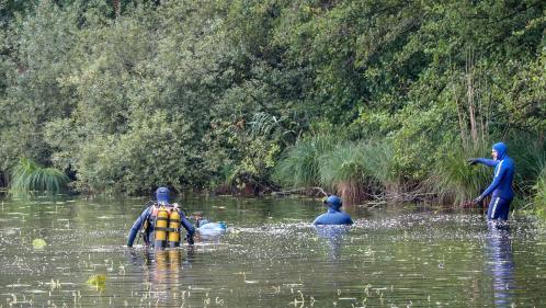 Isère: le corps retrouvé dans un ruisseau est celui de Victorine, la jeune femme disparue samedi