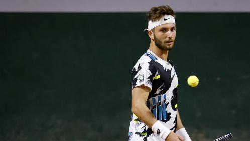 Roland-Garros : avec six heures et cinq minutes, Moutet et Giustino ont disputé le deuxième plus long match de l'histoire du tournoi
