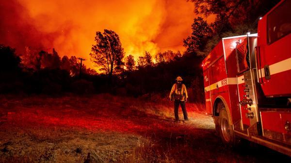 Californie : la vallée du vin ravagée par les flammes