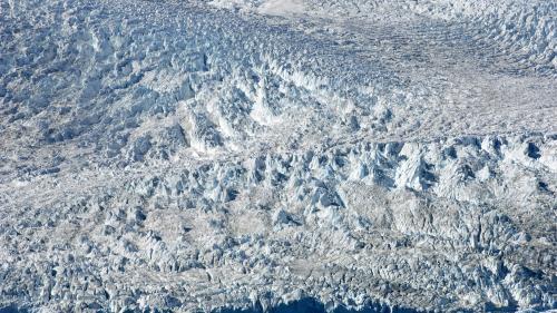 Groenland: au XXIesiècle, la fonte de la calotte glacière sera la plus importante depuis 12000 ans