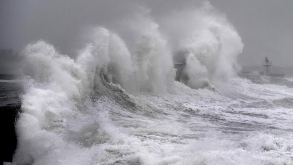Météo : la tempête Alex va traverser la Bretagne dans la nuit du 1er au 2 octobre