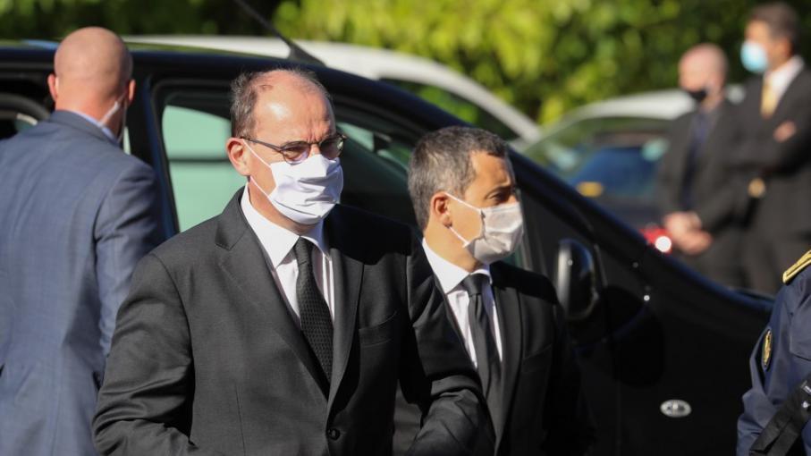 Sécurité : Jean Castex et Gérald Darmanin se rendent à Beauvais après trois nuits d'émeutes