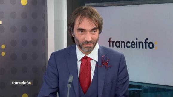 Cédric Villani, invité du 18.50 franceinfo: