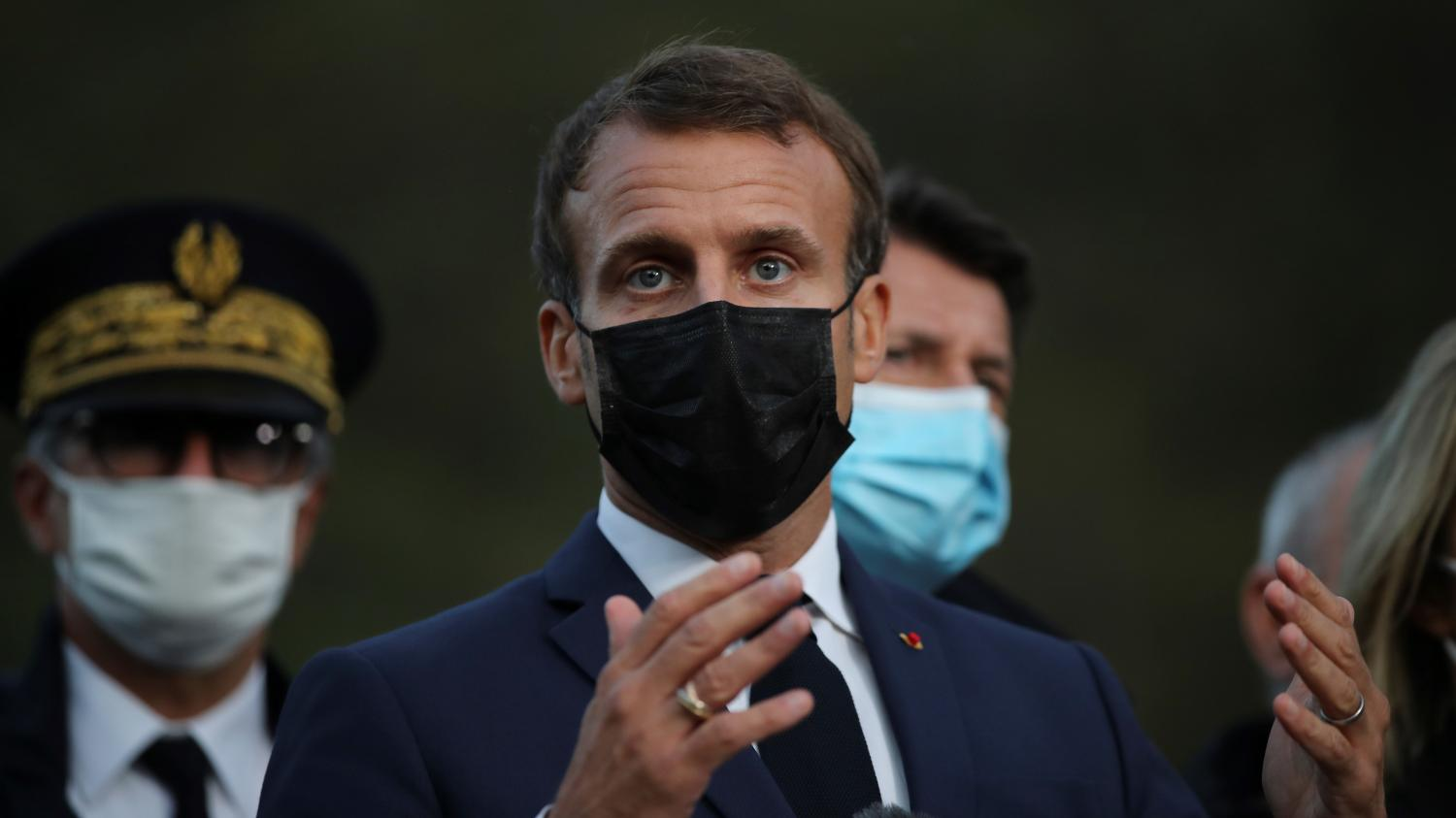 France's Macron mulling more anti-coronavirus restrictions as infections hit all-time high