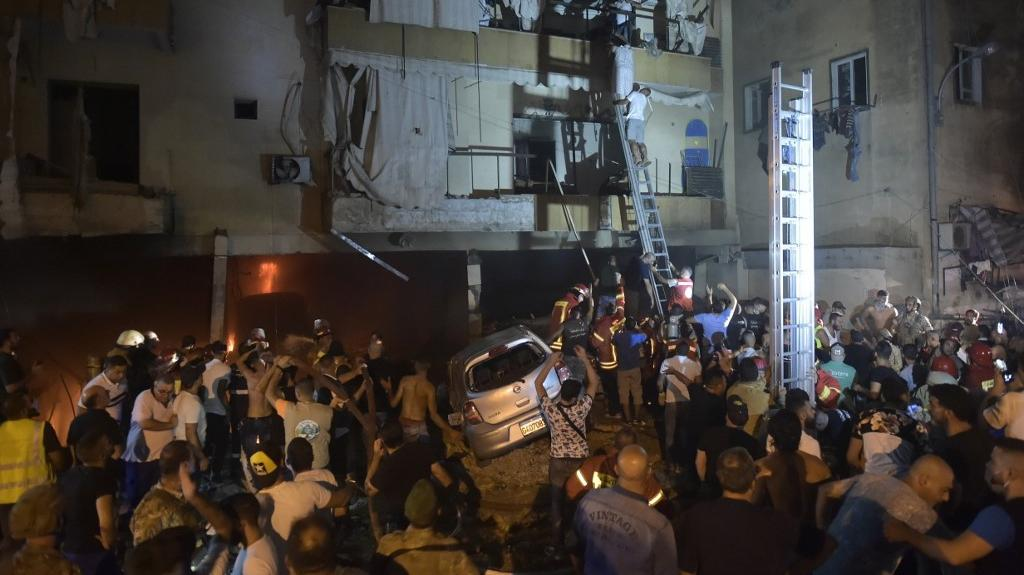 Dead, Several Injured in Beirut Fuel Tank Explosion