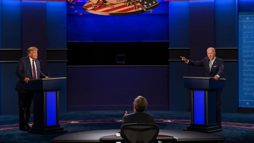 Thursday's Presidential Debate Canceled After Spat Over Coronavirus Safety Concerns