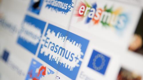 Micro européen. Le programme Erasmus +