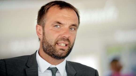 Michaël Delafosse, le maire PS de Montpellier, 1er juillet 2020.