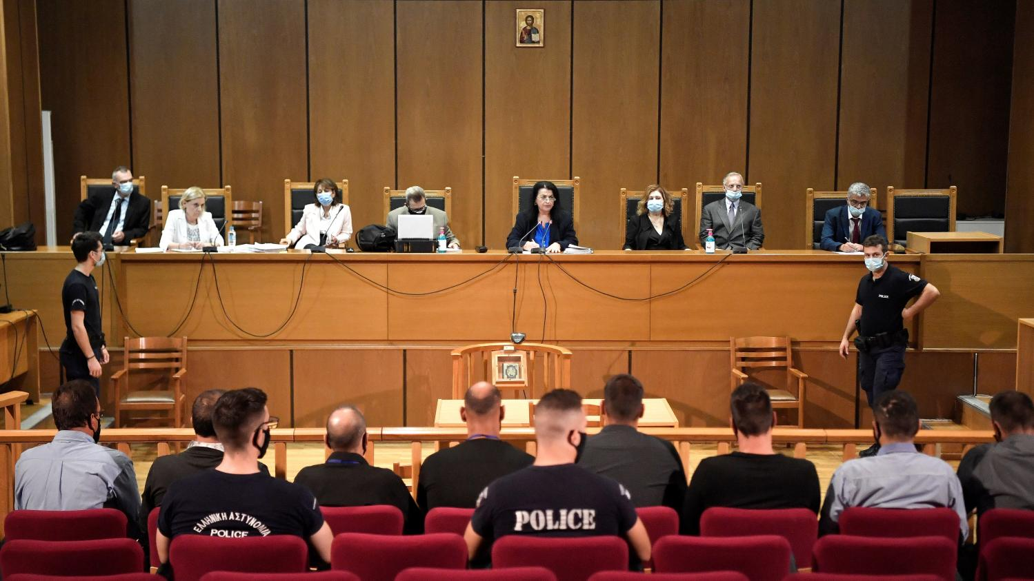 Greece: Leader of neo-Nazi Golden Dawn group jailed for 13 years