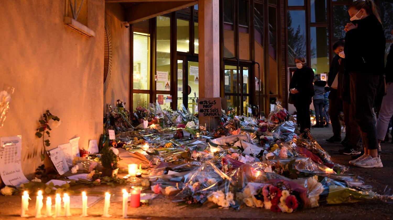 VRAIOUFAKE. Assassinat de Samuel Paty : comment l'extrême droite a accusé à tort la rectrice d'avoir voulu sanctionner le professeur
