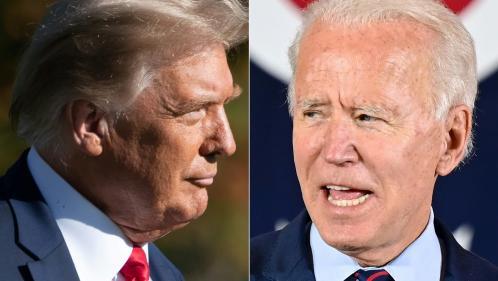 Présidentielle américaine : les programmes opposés de Donald Trump et de Joe Biden