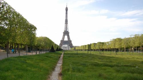 Paris : deux femmes agressées à l'arme blanche près de la Tour Eiffel pour une histoire de chien non tenu en laisse