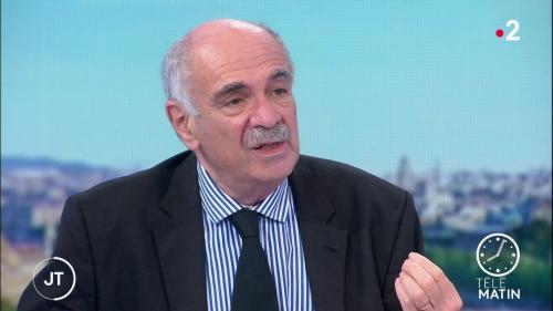 Enseignant décapité dans les Yvelines : L'idée républicaine c'est ce qui fait le lien entre nous tous, affirme le sociologue Michel Wieviorka