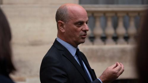Meurtre de Samuel Paty: C'est toute l'institution qui est frappée, dit Jean-Michel Blanquer à l'ouverture du Grenelle de l'éducation