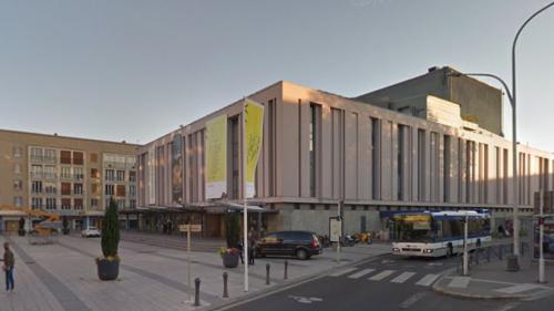 Caen : un décor du théâtre s'effondre en plein spectacle, 4 personnes blessées