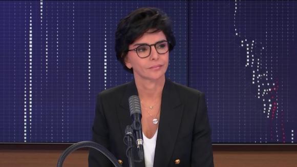 """Rachida Dati, ancienne Garde des sceaux, maire LR du 7e arrondissement de Paris, était l'invitée du """"8h30 franceinfo"""", vendredi 23 octobre 2020."""