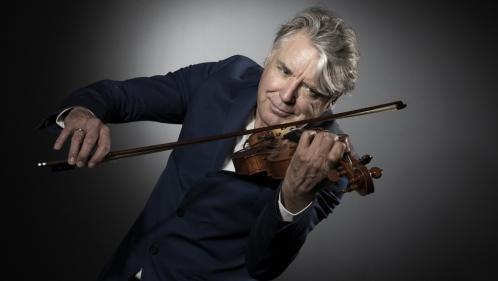 Le violoniste de jazz Didier Lockwood dans plusieurs disques, 18 mois après sa mort