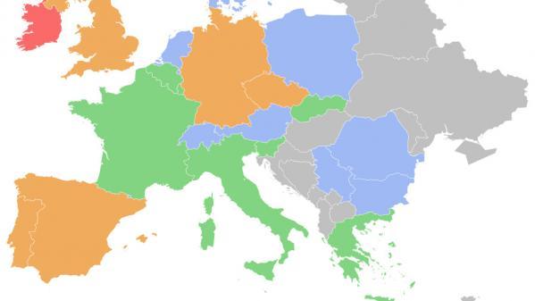 CARTE. Couvre-feu, reconfinement local ou total... Comment nos voisins européens tentent-ils d'endiguer la deuxième vague de Covid-19 ?