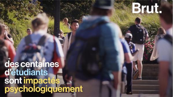 VIDEO. Quel impact a la crise sanitaire sur la santé mentale des étudiants ?