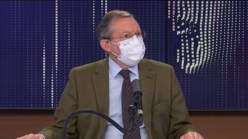 """Prolongation du pass sanitaire jusqu\'au 31 juillet : \""""déraisonnable\"""" et \""""pas démocratique\"""" selon Philippe Bas, sénateur LR"""