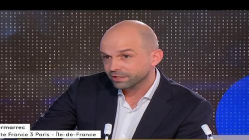 28 pendant trois heures dans un fourgon de police : le récit de Tangi Kermarec, journaliste à France 3
