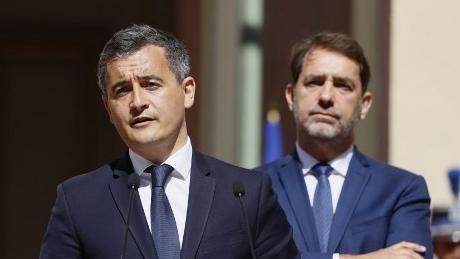 Loi sur la sécurité globale: la guerre larvée entre Christophe Castaner et Gérald Darmanin